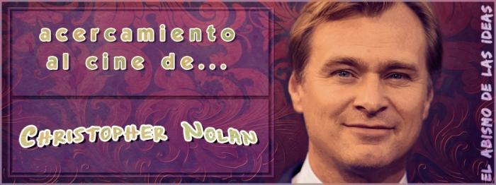 Acercamiento al cine de... Christopher Nolan